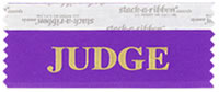 Judge Ribbons