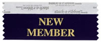 New Member Ribbons